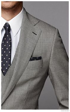 Thom Sweeney Highlights Fall-Winter 2014 Suiting