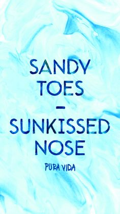 Sandy Toes - Sunkissed Nose | Pura Vida Bracelets