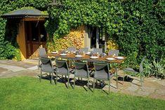 colore marrone Carrello portavivande per barbecue in legno di acacia ideale per il giardino 80 x 60 x 100 cm