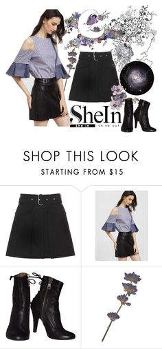"""Deep Purple~"" by elle01-1 ❤ liked on Polyvore featuring Acne Studios and Laurence Dacade"