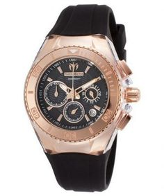 TechnoMarine Star Cruise Collection Chronograph TM-115033 Womens Watch