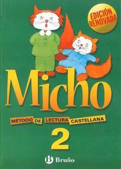 Micho, Método de lectura castellana de Bruño.  02