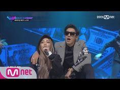 UNPRETTY RAPSTAR2 세미파이널 돈벌지마 - 헤이즈(Feat. EXO 찬열) 151106 EP.9 - YouTube