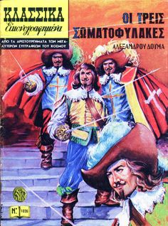 The Three Musketeers Illustrated Classics 2006 by Alexandre Dumas 1845770951 for sale online The Three Musketeers, Oldies But Goodies, Book Tv, Silver Age, Comic Covers, Vintage Books, Great Books, Childrens Books, Dc Comics
