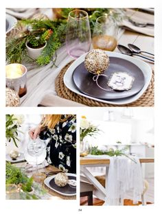Tips for using what you already have around the house to perfect your holiday tablescape! It's all in The Fresh Edit, volume 1; a new lifestyle magazine by Tabitha Blue of Fresh Mommy Blog, filled with fresh ways to add personality to your entertaining, seasonal travel stories and tips from the fam, delicious recipes, attainable style tips and inspiration to help you focus on what really matters.