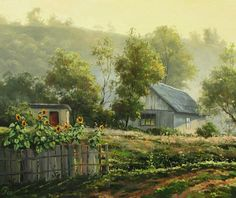 painting by Ihor Ropyanyk, Ukraine, from Iryna with love