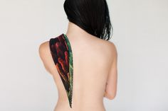 Pointillisme Scarves Collection_ Jorge Ayala Paris X Alessio Erioli by Alicia Henderson