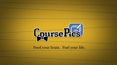 Its time to change the way you learn. The average textbook weighs in at 5 Ibs and with several hundred pages of … Words.  If a picture is worth a thousands words then a CoursePics is worth millions.  Join CoursePics and enjoy the new way of studying. Feed Your Brain.  Fuel You Life.