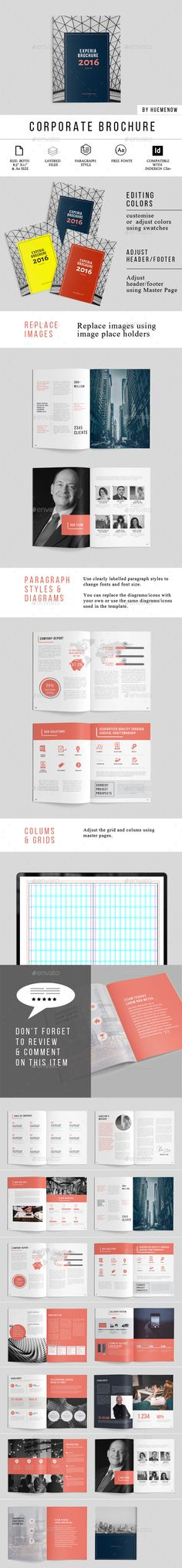 corporate report template | tomu.co