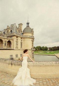 Mischa at www.bridestory.com #weddingideas #weddinginspirations #thebridestory #weddinggown