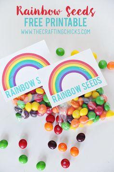 Taste the Rainbow Seeds