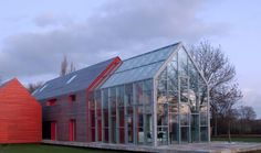 Made Us Look: This Glass House Has a Sliding Roof