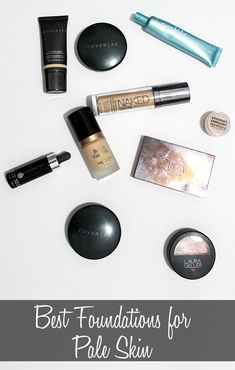 Phyrra shares pale foundation swatches, product recommendations for primers, setting powders, and makeup setting sprays. Foundation For Pale Skin, Beauty Hacks, Beauty Dupes, Beauty Ideas, Makeup Setting Spray, Cream Concealer, Beauty Must Haves, Makeup Rooms, Make Up