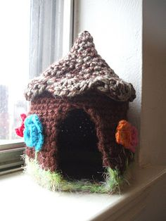 I love this for the Oak Meadow Gnomes of the for math processes. Gnome Home DIY