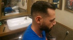 Night fade is always the best #bestofbarbers #barber #menshair #barberlife #barbershop #barbers #barbersinctv #barberlove #barbergang #barbering #hairstyle #hairstyles #mensstyle #menstyle #haircut #haircuts #hair #beardoil #beard #beards #beardlife #beardgang #bearded #beardedmen #beardporn #mustache #barbershopconnect #3tagebart #bart #haare