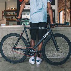 Crew Bike Co. District