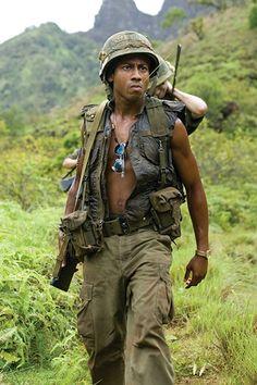 Brandon T Jackson Signed Autograph Tropic Thunder Photo Vietnam History, Vietnam War Photos, Sargento, Films Cinema, My War, Military Love, War Photography, Vietnam Veterans, American Soldiers