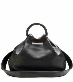 0a30bed0a21849 Cabas en cuir Hangin  Round Medium Ring   Marc by Marc Jacobs Accessoires,  Sacs