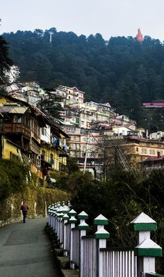 shimla, india | cities in south asia + travel destinations #wanderlust