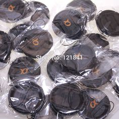 0.50$ (Buy here: http://alipromo.com/redirect/product/olggsvsyvirrjo72hvdqvl2ak2td7iz7/1817237473/en ) Camera Lens Cap Protection Cover 49mm/52mm/55mm/58mm/62mm/67mm/72mm/77mm/ With Anti-lost Rope Free Shipping for just 0.50$