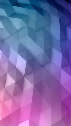 Gradient Geometry #iPhone #7 #wallpaper
