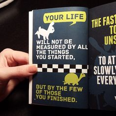 Motivational book written by Martin Rooney designed by The Black Guillotine