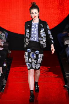 Holly Fulton | Fall 2013 Ready-to-Wear Collection | Style.com