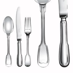 Christofle silverware
