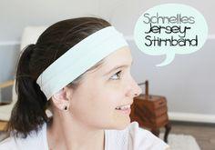 Jersey-Stirnband
