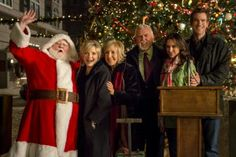 """Matchmaker Santa"" airs Friday and Saturday on Hallmark Channel."