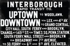 Resultado de imagen de new york street fontS