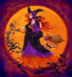Witch: ancient, healer, teacher, guide, magickal