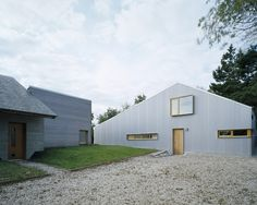 Studio de Design Green Box / MacGabhann Architects