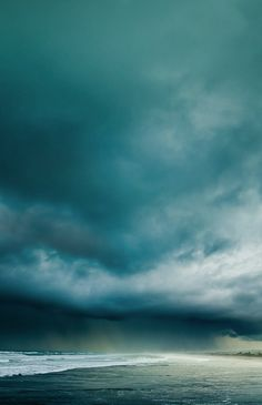 #clouds #rain #ocean