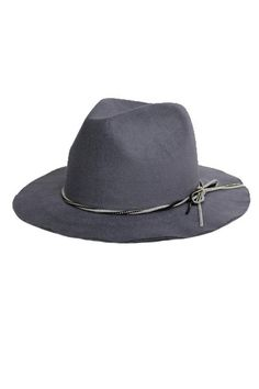 82e8830b55e Panama Style with Shinny String softness Hat - Color Available  Grey Cute  Hats