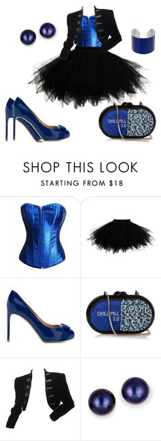 """""""71395"""" by theglue on Polyvore featuring Salvatore Ferragamo, Sarah's Bag, Kevin Jewelers, Maison Margiela, women's clothing, women's fashion, women, female, woman and misses"""