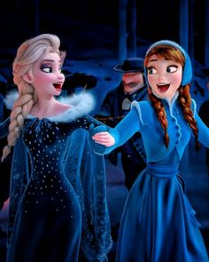 Frozen And Tangled, Frozen Elsa And Anna, Disney Frozen Elsa, Disney Princess Movies, Disney Movies, Disney Characters, Elsa Dress, Disney And Dreamworks, Adventure