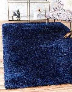 Amazing offer on Unique Loom Marilyn Monroe Shag Collection Glamorous Plush Blue Jeane Area Rug 0 x online - Findtopbrandsgreat Marilyn Monroe, Carpet Trends, Carpet Ideas, Grey Carpet, Shaw Carpet, Yellow Carpet, Fur Carpet, Wall Carpet, Home Decor