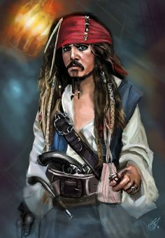 Jack Sparrow by DreamyArtistRoxy3 on DeviantArt