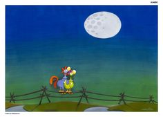 Moonlight Limited Edition Print available from www.mordillocollection.com