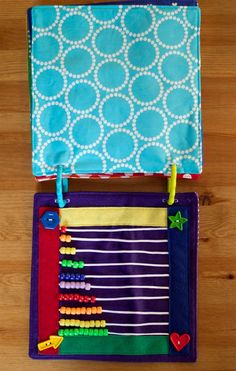 Today I Felt Crafty: Rainbow Quiet Book 2                                                                                                                                                      More