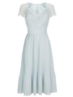 Kaliko black angel sleeve dress