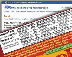 Nutrition label generator use with a nutrition calculator like on how to make a nutrition facts label for a package download free nutrition label template forumfinder Images