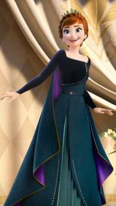 The Queen's admirer — Elsa Anna Ana Frozen, Frozen Elsa And Anna, Disney Frozen Elsa, Arendelle Frozen, Frozen Wallpaper, Cute Disney Wallpaper, Frozen Pictures, Disney Pictures, Disney Princess Drawings