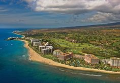 Marriott's Maui Ocean Club - Lahaina and Napili Towers  Gracious villas in a gorgeous setting on Kanaapali Beach.