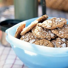 Healthy Molasses Cookies Recipe