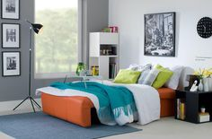 10 Functional Solutions For Teenagers Rooms