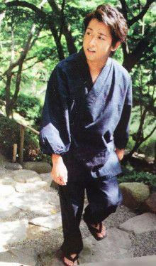 大野智 Japanese Outfits, Idol, Actors, Japan Art, Yukata, Dramas, Blue, Japanese Art, Actor