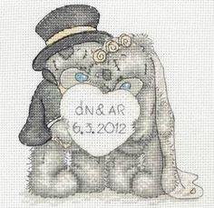 Love Celebration Tatty Teddy Kit by Anchor only £18.25