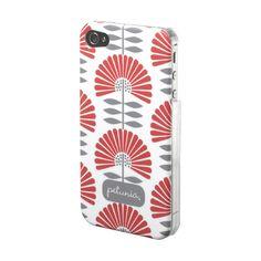 Petunia Pickle Bottom Delightful Dubrovnik Adorn Iphone 4 Case : Spring 2012